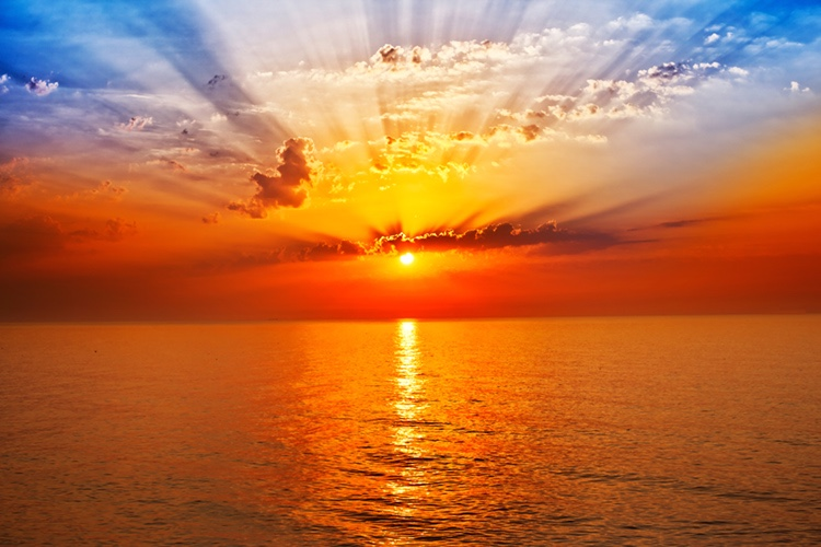 Sleeping Sunrise